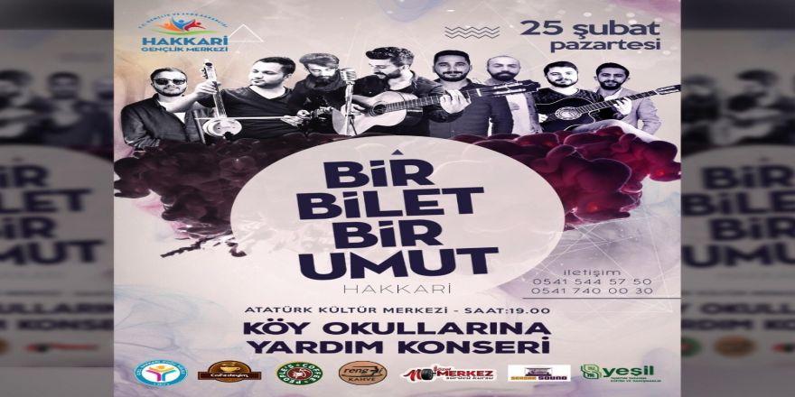 Gönüllü müzisyenlerden dar gelirli çocuklar için konser