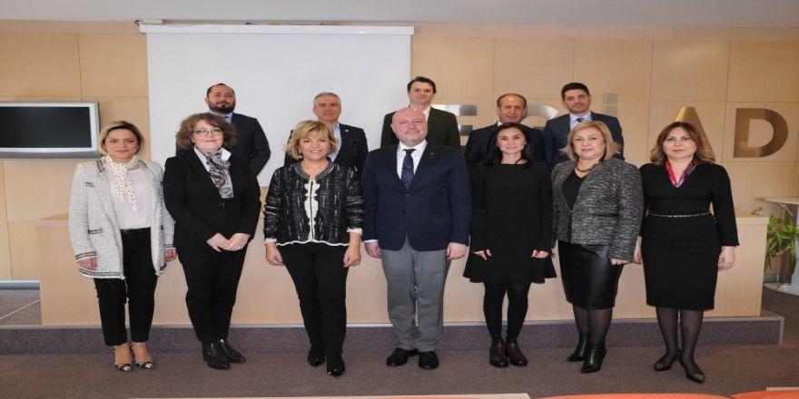 EGİAD ve LİYAKAT Derneği'nden işbirliği