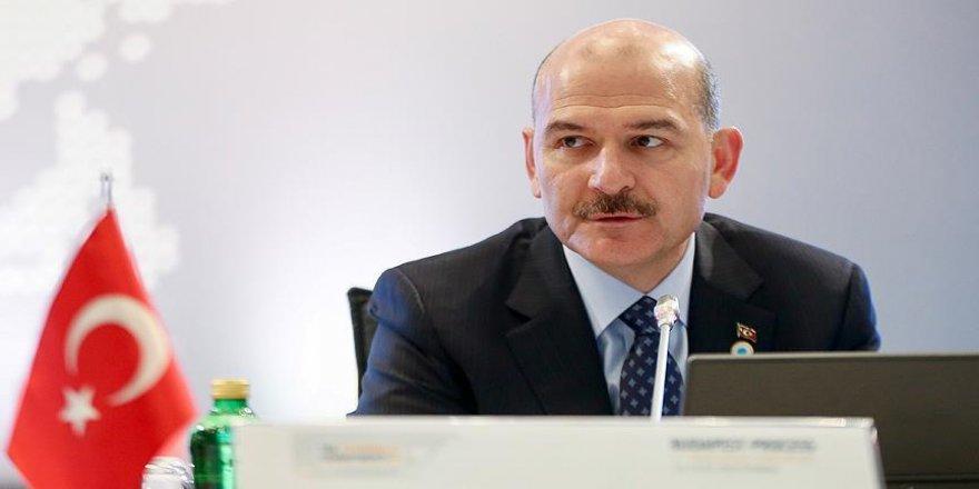 İçişleri Bakanı Süleyman Soylu: Avrupa'nın göç yönetiminde iki problemi var