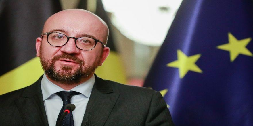 Belçika Başbakanı Charles Michel, MR Partisi'nin Genel Başkanı oldu