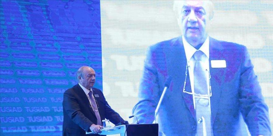 TÜSİAD YİK Başkanı Özilhan: Tarımsal üretimi artırmak zorundayız