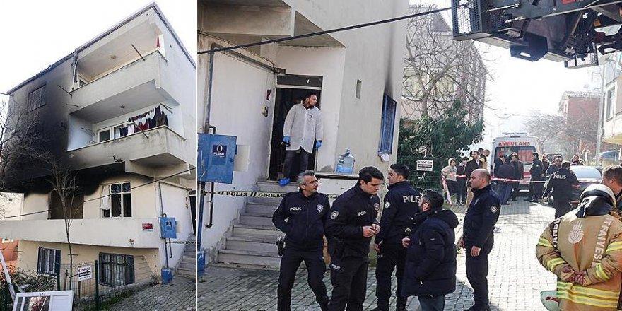 İstanbul'da binada patlama