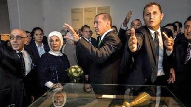 Erdoğan'ın Korumaları ile Belçikalı Korumalar Arasında Gerginlik