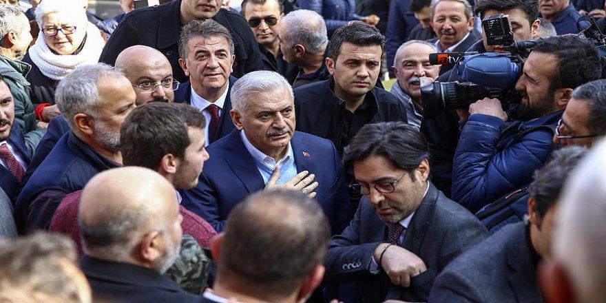 AK Parti İstanbul Büyükşehir Belediye Başkan Adayı Yıldırım: Yaptıklarımız yapacaklarımızın teminatı