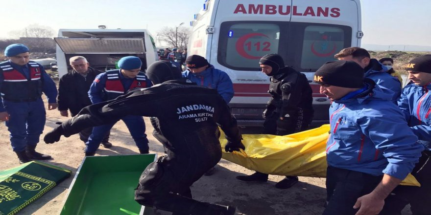 Kayıp balıkçının cesedi 9 gün sonra bulundu