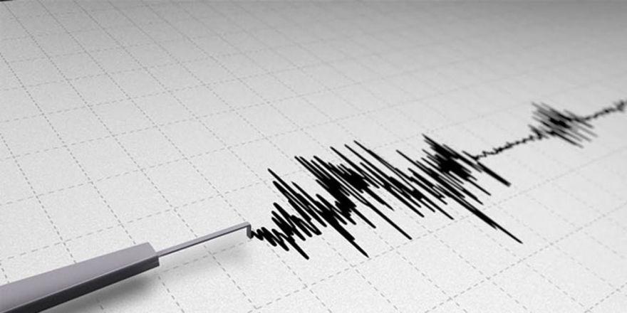 Çanakkele'de deprem !
