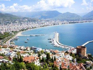Antalya 10 yıl sonra kaçılacak şehir olacak