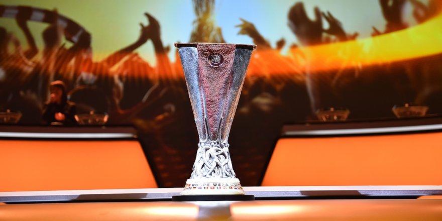 UEFA Avrupa Ligi'nde kura heyecanı