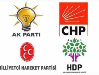 4 partinin seçim beyannamesinde ortak noktalar