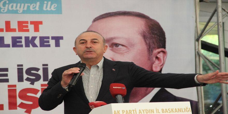 """""""Akdeniz'de Türkiyesiz hiçbir faaliyet yapılamaz"""""""