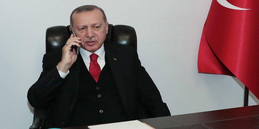 Erdoğan Kış-2019 tatbikatına katılan birliklere seslendi