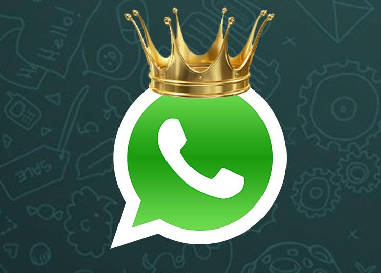 WhatsApp'dan bomba gibi bir özellik