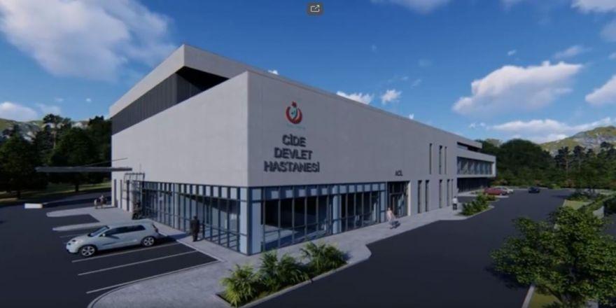 35 yataklı devlet hastanesi, 50 yataklı olarak onaylandı