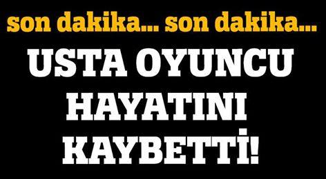 USTA OYUNCU HAYATINI KAYBETTİ!