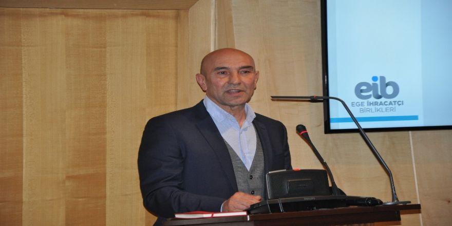 """Tunç Soyer: """"İzmir'in ikinci hap haline gelmesi lazım"""""""