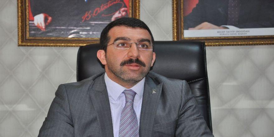 AK Parti Kars İl Başkanı Adem Çalkın'dan ittifak açıklaması