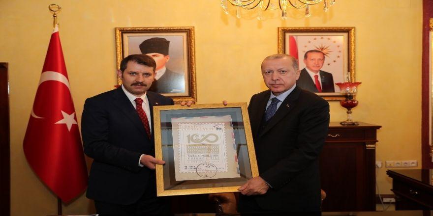 Cumhurbaşkanlığından Sivas Kongresi'nin 100'üncü yılına destek