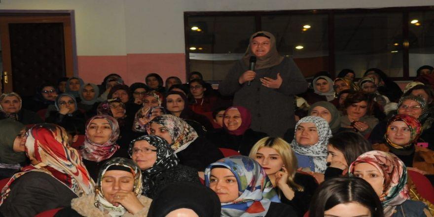"""Karabük'te """"Kadınlar Şehri Konuşuyor"""""""
