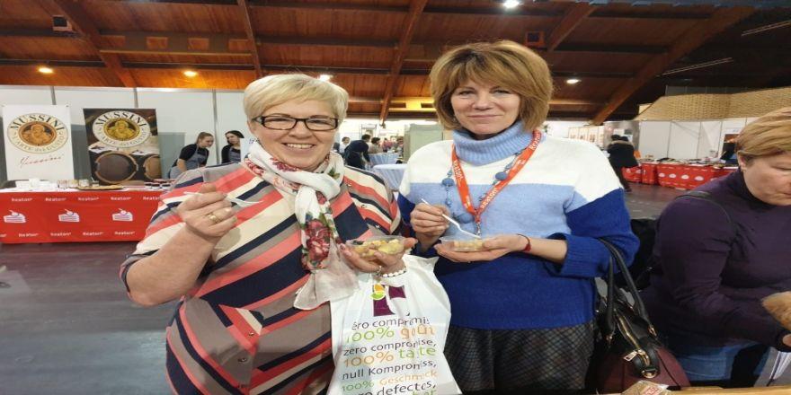Türk bulguru, Letonya'da büyük beğeni topladı