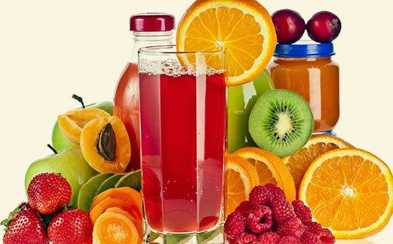 Karışık meyve suları hastalıklardan koruyor