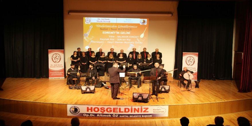 Türk Halk Müziği ezgileri yankılandı