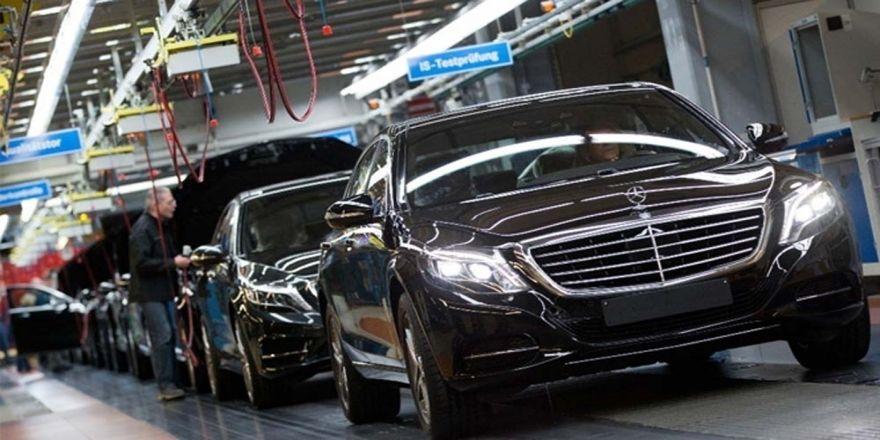 Avrupa otomotiv pazarı yüzde 3,2 azaldı