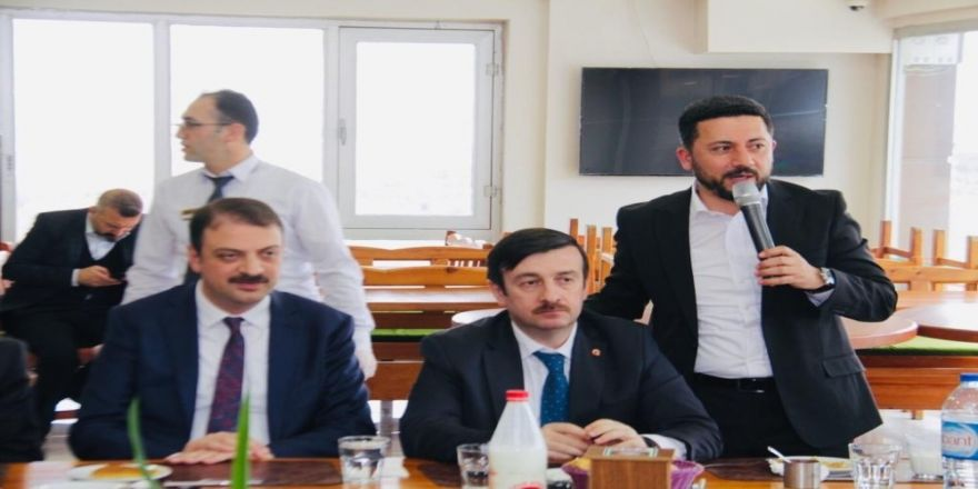 Gençlik ve Spor Bakan Yardımcısı Sinan Aksu Nevşehir'i ziyaret etti