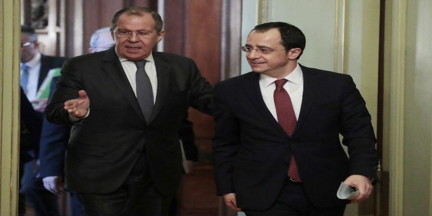 """Lavrov: """"Kıbrıs'taki BM Barış Gücü'nün görev süresini değiştirmek için hiçbir neden görmüyoruz"""""""