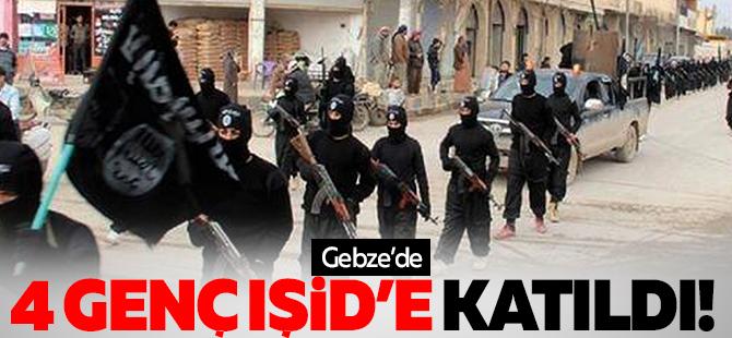 Gebze'den dört genç, IŞİD'e katıldı