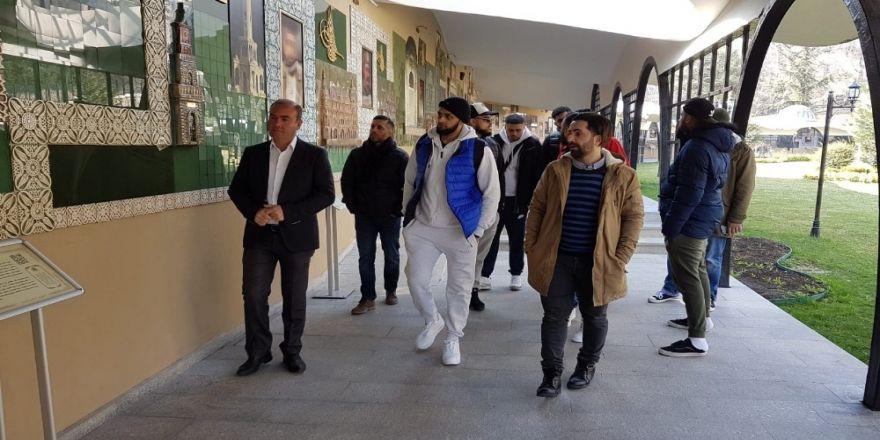 Pakistanlı heyetin Bilecik ziyareti