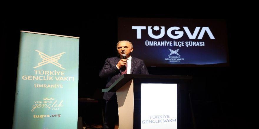 """İsmet Yıldırım: """"Bu seçim Türkiye'nin varlık seçimi"""""""