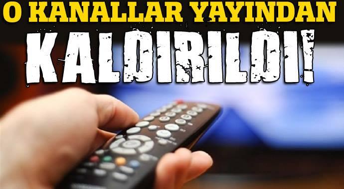 Digiturk'ten 7 televizyon kanalına sansür