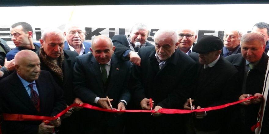 Kilis'te Arabacı Ali Taziye evi törenle açıldı