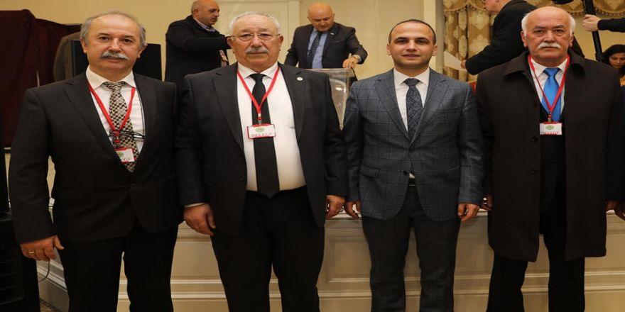Fatsa Ziraat Odası Başkanlığı seçimini Haydar Gürsu kazandı