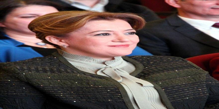 """Milletvekili Ceyda Çetin Erenler: """"Gönülden çalışırsak, her gönülde AK Parti sevdası yeşertebiliriz"""""""
