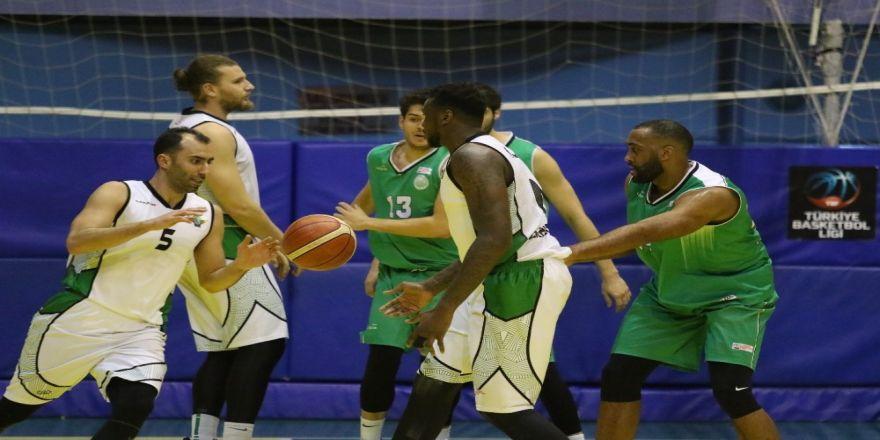 Türkiye Basketbol 1. Ligi: Akhisar Belediyespor: 70 - Ankara DSİ: 74