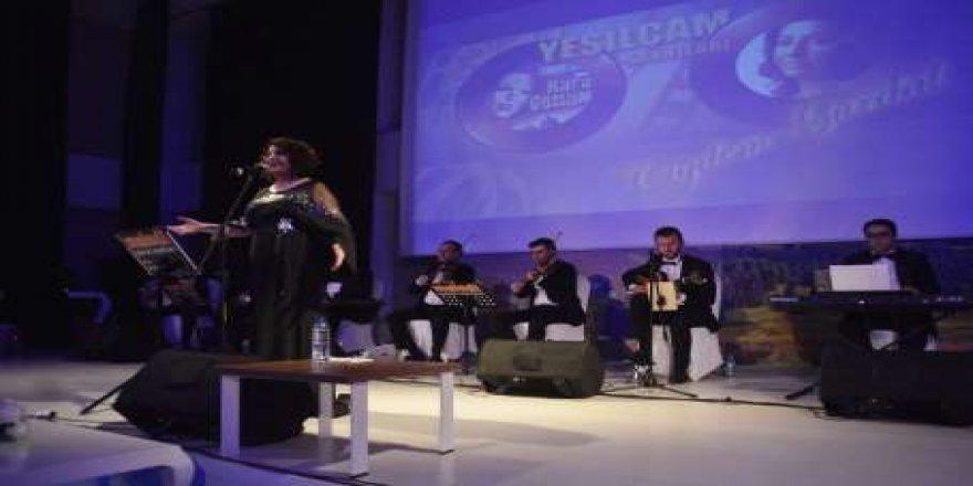 Kastamonu'da Yeşilçam Müzikleri rüzgarı esti