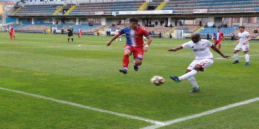 Spor Toto 1. Lig: Kardemir Karabükspor: 1 - Ty Elazığspor: 3