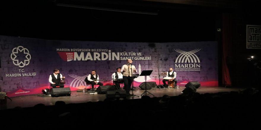 Mardin'de Kültür Ve Sanat Günleri Devam Ediyor