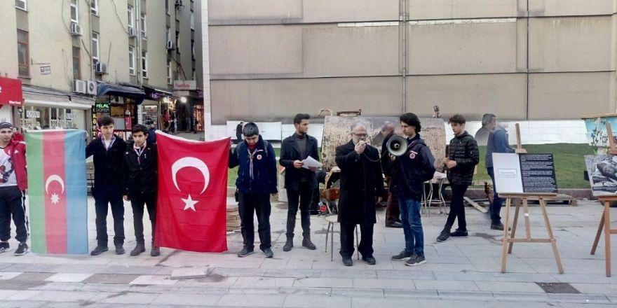 Hocalı Katliamında Hayatını Kaybedenler Karabük'te Anıldı