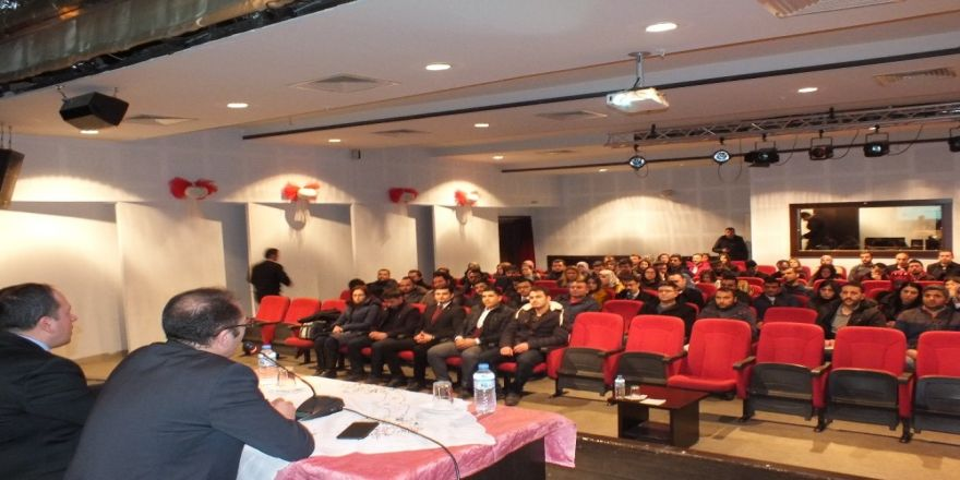 Malazgirt'te 'Lgs Değerlendirme Toplantısı' Yapıldı