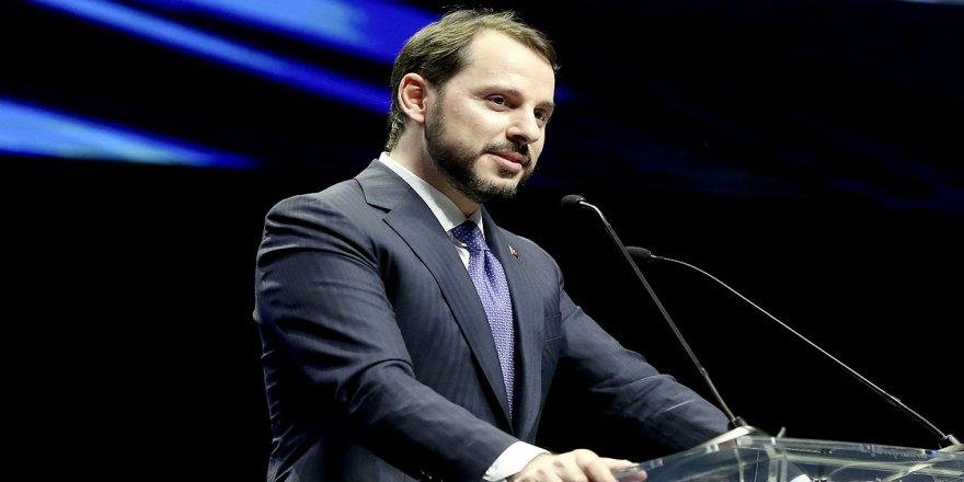 Hazine ve Maliye Bakanı Albayrak: Daha adaletli bir vergi sistemini hayata geçirmeyi arzuluyoruz