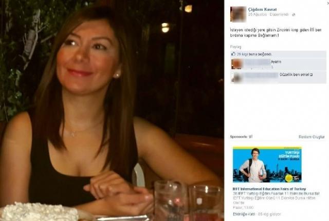 Genç Kız, Facebook'a 'Öldü' Yazıp , Sevgilisinin Yanında İntihar Etti