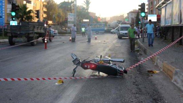 Motosikletten Düşürülen Genç, Başından Vurularak Öldürüldü