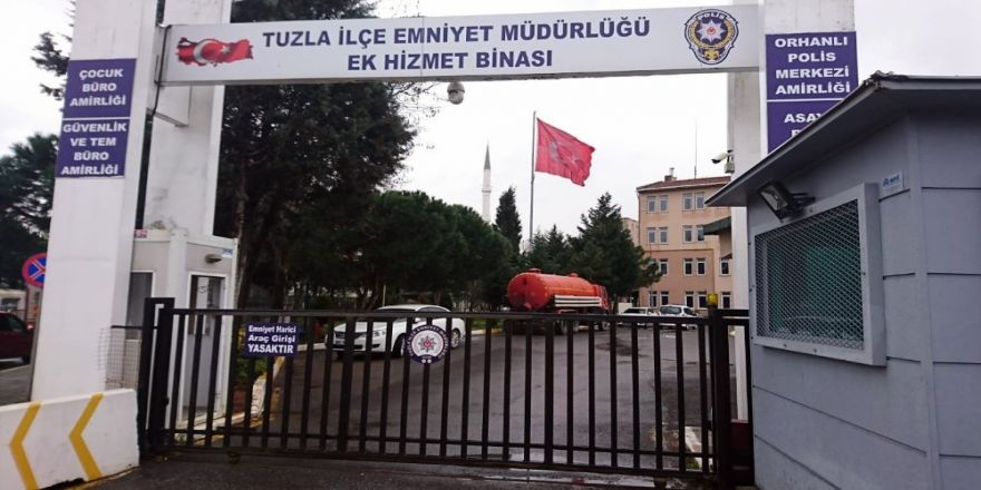 Tuzla'daki Koku Paniğiyle İlgili Bir Vidanjör Şoförü Gözaltına Alındı