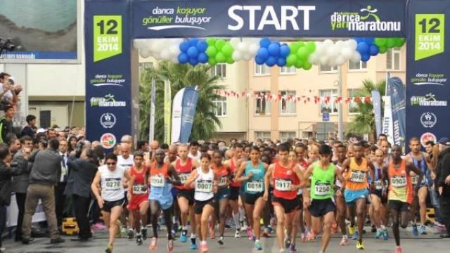 Haydi Darıca Yarı Maratonu'na