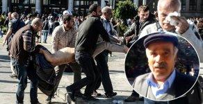 Görgü Tanığı Ankara'daki Patlama Anını Anlattı