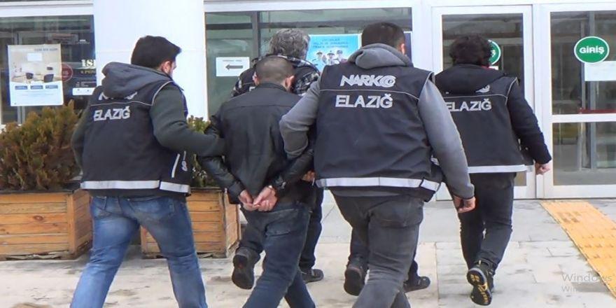 7 Kilo Esrarla Yakalanan Şüpheli Tutuklandı
