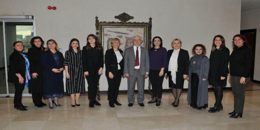 Tobb Gaziantep Kadın Girişimciler İcra Kurulu Seçimi Yapıldı