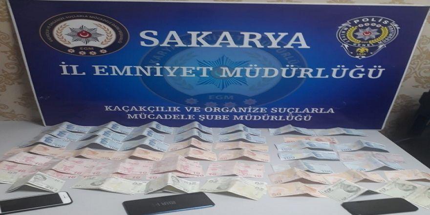Piyasaya Sahte Para Süren 3 Şüpheli Gözaltına Alındı
